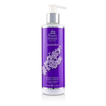 Woods Of Windsor Lavender Moisturising Body Lotion (Unboxed)