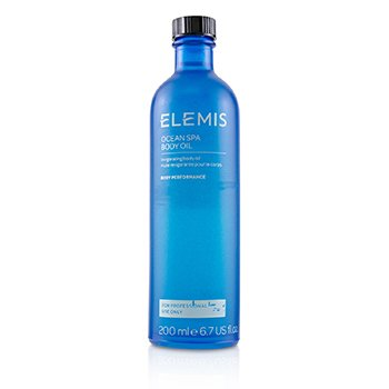 Elemis Body Performance Ocean Spa Body Oil (Salon Product)