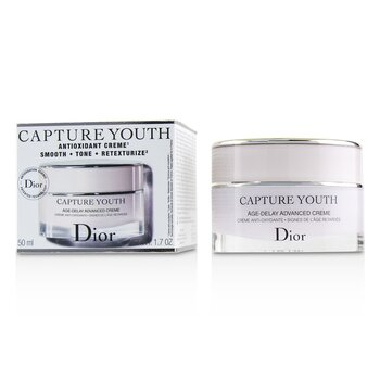 Christian Dior Capture Youth Age-Delay Crema Avanzada