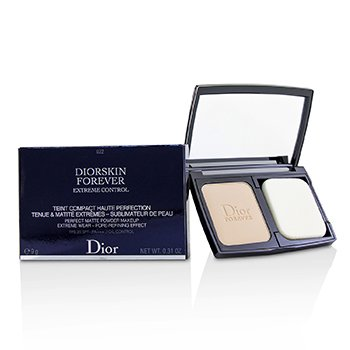 Christian Dior Diorskin Forever Extreme Control Perfect Matte Powder Makeup SPF 20 - # 022 Cameo