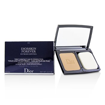 Christian Dior Diorskin Forever Extreme Control Perfect Matte Powder Makeup SPF 20 - # 040 Honey Beige
