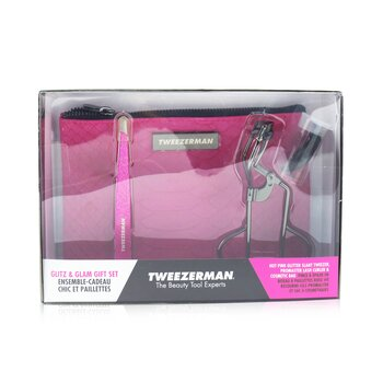 Tweezerman Glitz & Glam Gift Set
