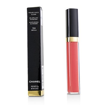 Chanel Rouge Coco Gloss Moisturizing Glossimer - # 786 Sibylla