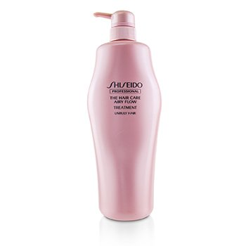 Shiseido The Hair Care Airy Flow Treatment (Unruly Hair)