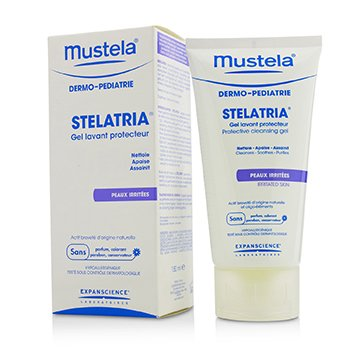 Stelatria Protective Cleansing Gel - For Irritated Skin (Exp. Date 12/2018)