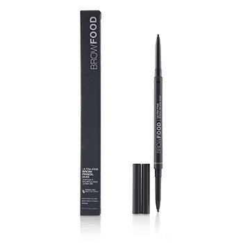 LashFood BrowFood Ultra Fine Brow Pencil Duo - # Taupe