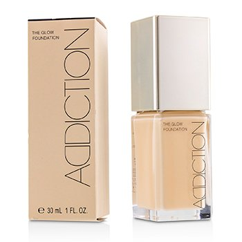 ADDICTION The Glow Base SPF 20 - # 004 (Ivory Rose)