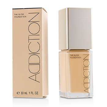 ADDICTION The Glow Base SPF 20 - # 005 (Nude Ivory)
