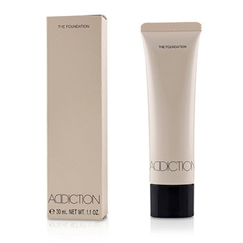 ADDICTION La Base SPF 12 - # 001 (Porcelain)