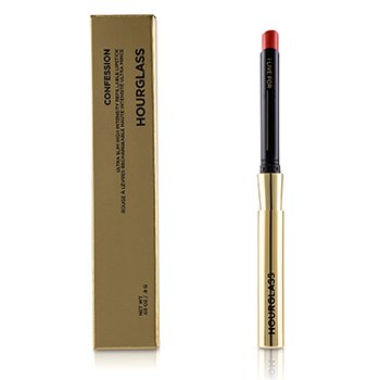 HourGlass Confession Ultra Slim High Intensity Refillable Lipstick - # I Live For (Vibrant Coral)