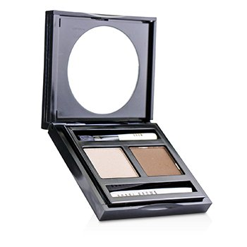 Bobbi Brown Kit de Cejas - # 3 Grey / Mink