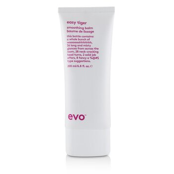Evo Easy Tiger Smoothing Balm
