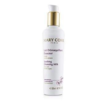 Mary Cohr Soothing Cleansing Milk - For All Skin Types