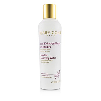 Mary Cohr Micellar Cleansing Water (Face & Eye Care) - For All Skin Types