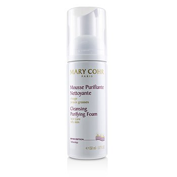 Mary Cohr Cleansing Purifying Foam - For Oily Skin