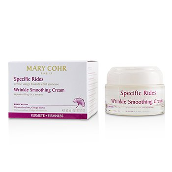 Mary Cohr Wrinkle Smoothing Cream - Rejuvenating Face Cream