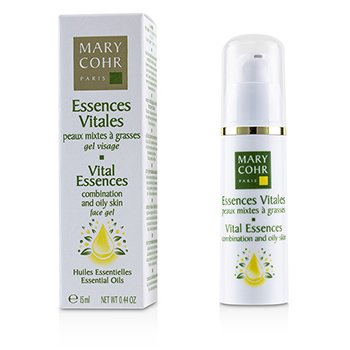 Vital Essences - For Combination & Oily Skin