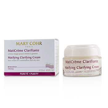 Matifying Clarifying Cream - Face Cream For Combination & Oily Skin
