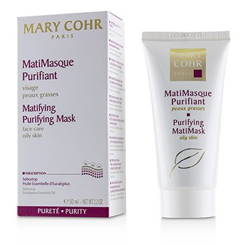 Mary Cohr Matifying Purifying Mask - For Oily Skin