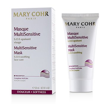 Mary Cohr MultiSensitive Mask - S.O.S Soothing