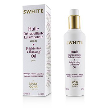 Mary Cohr SWHITE Brightening Cleansing Oil