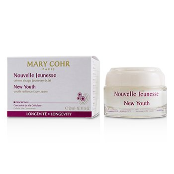 Mary Cohr New Youth - Youth Radiance Crema Facial