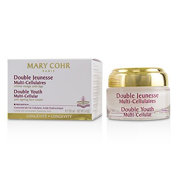Mary Cohr Double Youth Multi-Cellular Crema Facial Anti-Envejecimiento