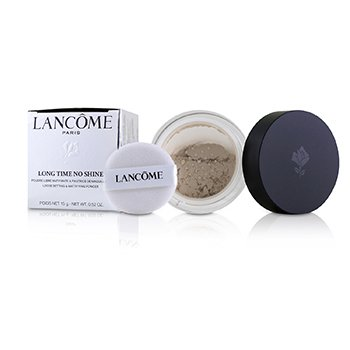 Lancome Long Time No Shine Polvo Suelto Establecedor & Matificante - # Translucent