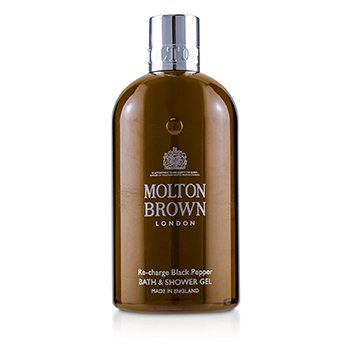 Molton Brown Re-Charge Black Pepper Bath & Shower Gel