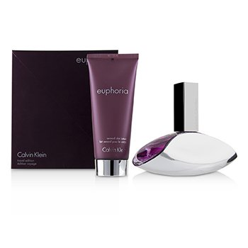 Euphoria Coffret: Eau De Parfum Spray 100ml + Sensual Skin Lotion 100ml