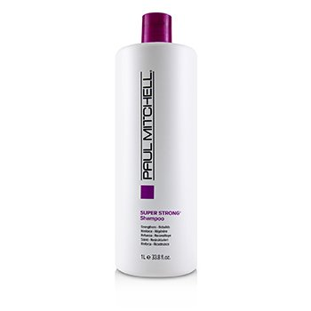 Paul Mitchell Super Strong Champú (Strengthens - Rebuilds)