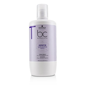 Schwarzkopf BC Bonacure Keratin Smooth Perfect Tratamiento (Para Cabello Inmanejable)