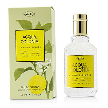4711 Acqua Colonia Lemon & Ginger Eau De Cologne Spray