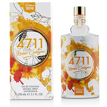 4711 Remix Cologne Eau De Cologne Spray (Edición 2018)
