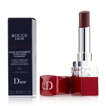 Christian Dior Rouge Dior Ultra Rouge - # 851 Ultra Shock