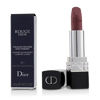 Christian Dior Rouge Dior Couture Colour Comfort & Wear Matte Lipstick - # 861 Sophisticated Matte