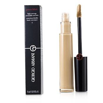 Giorgio Armani Power Fabric Corrector Estirable de Cobertura Alta - # 6