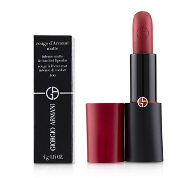Giorgio Armani Rouge DArmani Matte Intense Color de Labios Mate & Cómodo - # 400 Four Hundred