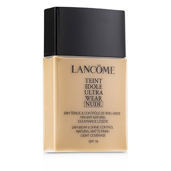 Lancome Teint Idole Ultra Wear Nude Foundation SPF19 - # 04 Beige Nature
