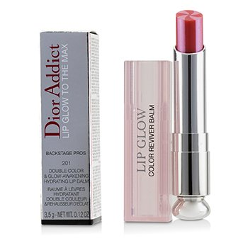 Christian Dior Dior Addict Lip Glow To The Max - # 201 Pink