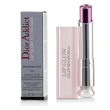 Christian Dior Dior Addict Lip Glow To The Max - # 206 Berry