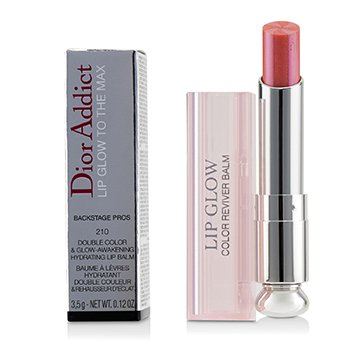 Christian Dior Dior Addict Lip Glow To The Max - # 210 Holo Pink