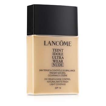 Lancome Teint Idole Ultra Wear Nude Foundation SPF19 - # 03 Beige Diaphane