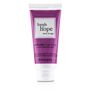 Philosophy Hands of Hope Berry & Sage Hand & Nail Cream