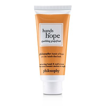 Philosophy Hands of Hope Sparkling Grapefruit Hand & Nail Cream