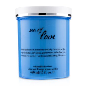 Philosophy Sea Of Love Whipped Body Cream