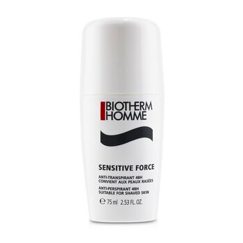 Biotherm Homme Sensitive Force Antitranspirante 48H