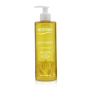 Biotherm Bath Therapy Delighting Blend Gel Limpiador Corporal