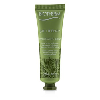 Biotherm Bath Therapy Invigorating Blend Crema de Manos Hidratante