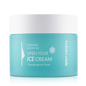 SNP Hddn=Lab Open Your Ice Crema (Calmante & Refrescante Crema Facial Helada)